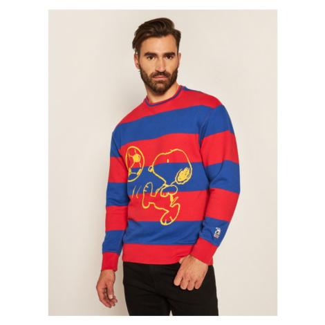 Levi's® Sweter PEANUTS® Striped 23894-0003 Kolorowy Regular Fit Levi´s