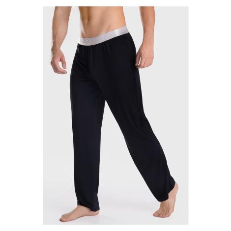 Czarne męskie piżamy