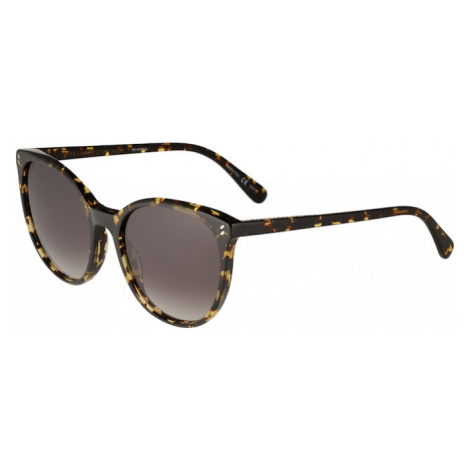 Stella McCartney Okulary przeciwsłoneczne 'SC0086SI 56 Sunglass WOMAN BIO ACETA' szary / brązowy