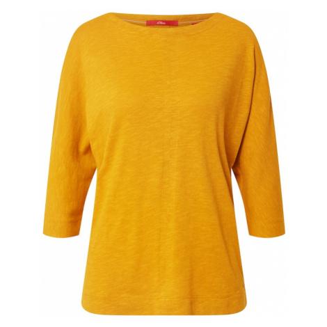 S.Oliver Koszulka żółty