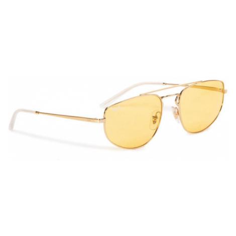 Ray-Ban Okulary przeciwsłoneczne 0RB3668 001/Q1 Złoty