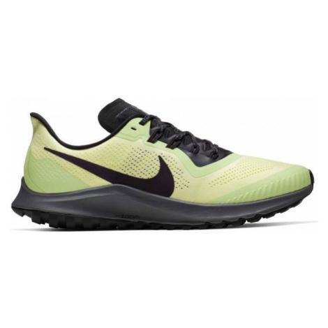 Nike AIR ZOOM PEGASUS 36 TRAIL żółty 11.5 - Obuwie do biegania męskie