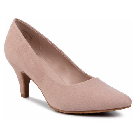 Szpilki CLARA BARSON - LS5046-01D Pink
