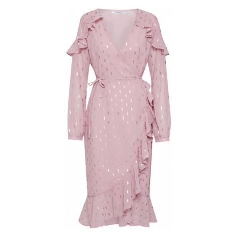 GLAMOROUS Sukienka koktajlowa 'LADIES DRESS' różowy pudrowy