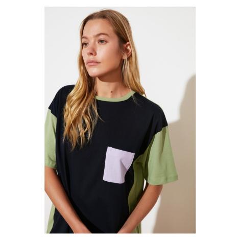 Sukienka damska Trendyol Knitted