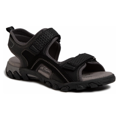 Sandały SUPERFIT - 6-00451-00 D Schwarz