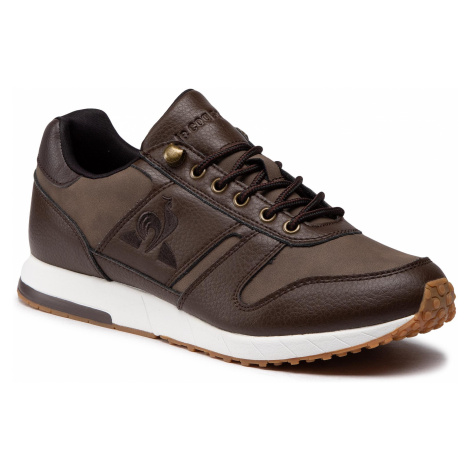Sneakersy LE COQ SPORTIF - Jazy Classic Automne 2020176 Chocolate Brown