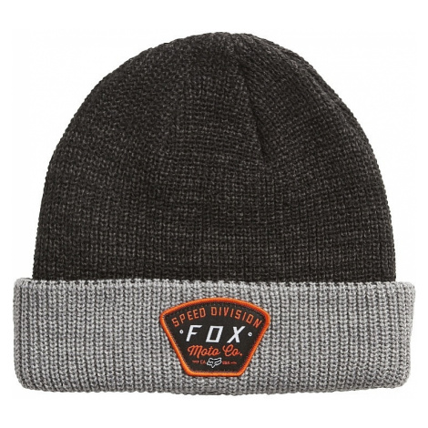 czapka Fox Sno Cat Roll - Heather Graphite