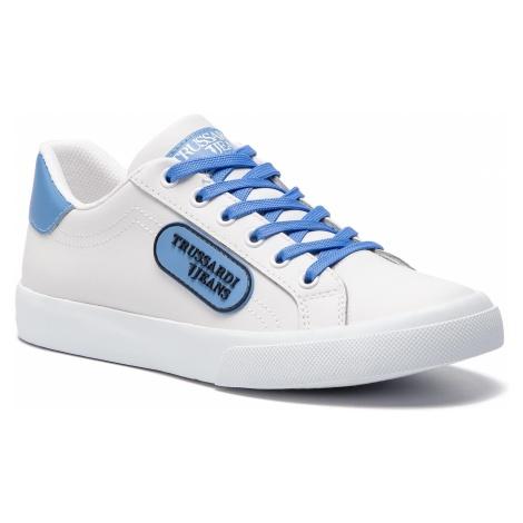 Sneakersy TRUSSARDI JEANS - 79A00334 U101