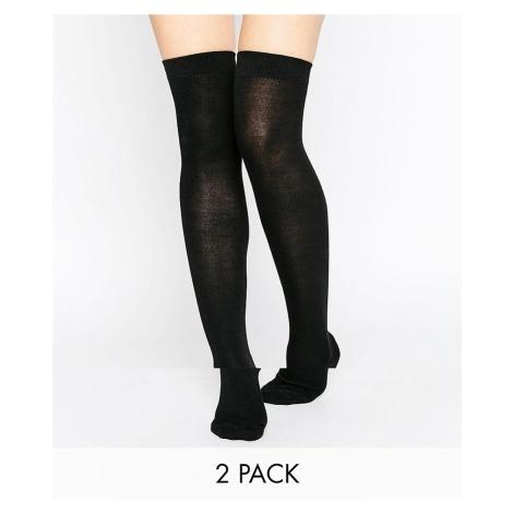 Gipsy 2 pack over the knee socks
