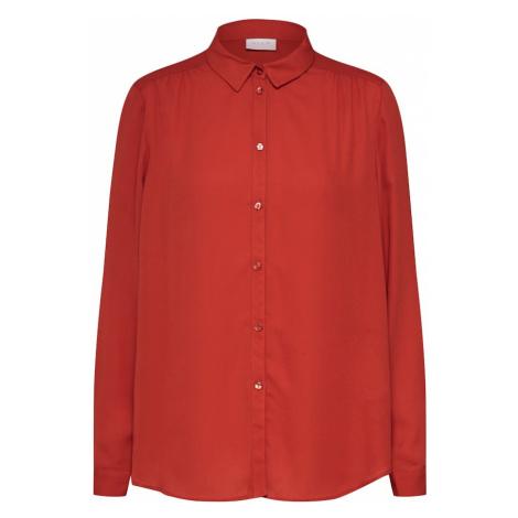 VILA Bluzka czerwony