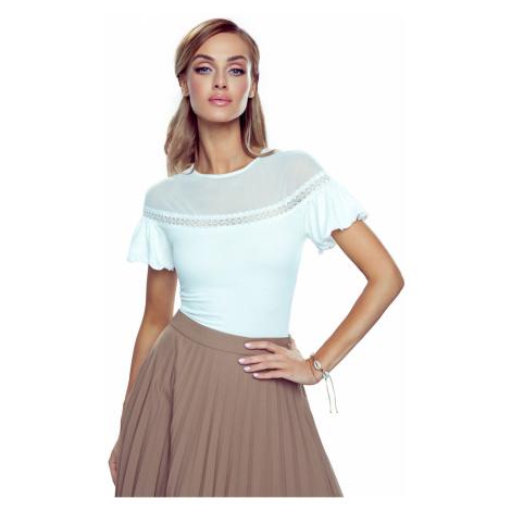Beżowe damskie bluzki