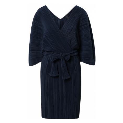 Y.A.S Sukienka koktajlowa 'Yasolinda' ciemny niebieski