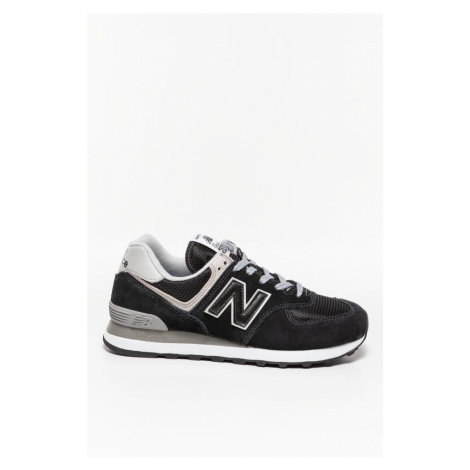 Buty New Balance Wl574Eb Black With White