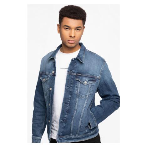 Kurtka Calvin Klein Jeansowa Foundation Jacket J30J3172461Bj Blue
