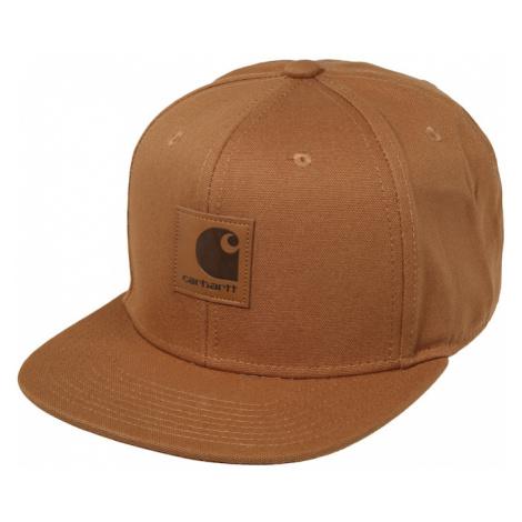 Carhartt WIP Czapka z daszkiem brązowy