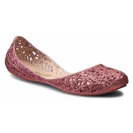 Baleriny MELISSA - Campana Zig Zag II Ad 31513 Pink/Glitter 52829