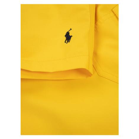 Polo Ralph Lauren Szorty kąpielowe Traveler 322785582 Żółty Regular Fit