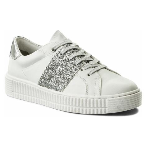 Sneakersy MARCO TOZZI - 2-23719-30 White Comb 197