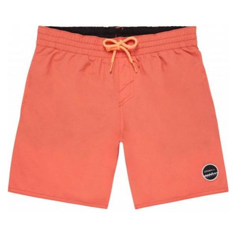 O'Neill PB VERT SHORTS pomarańczowy 176 - Szorty kąpielowe chłopięce