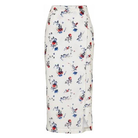 EDITED Spódnica 'Mila' mieszane kolory / biały