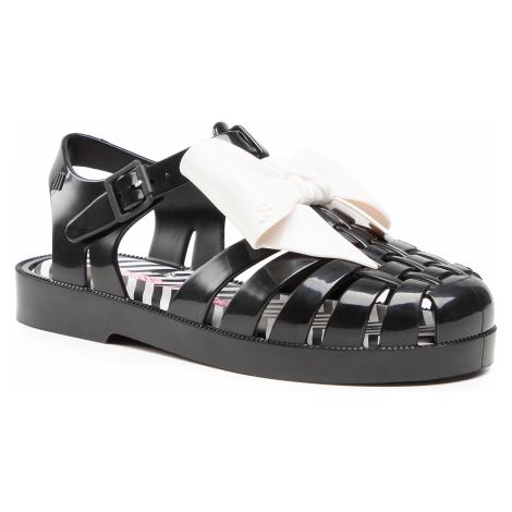 Sandały MELISSA - Mini Melissa Possession + Barb 33340 Black/White 51588