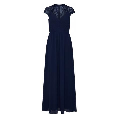 Y.A.S Suknia wieczorowa 'Molly' niebieska noc