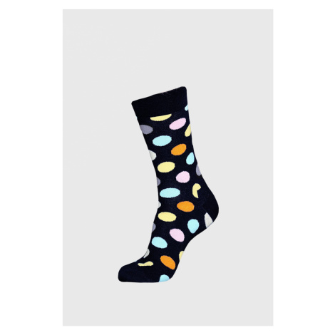 Skarpetki Happy Socks Big Dot czarne
