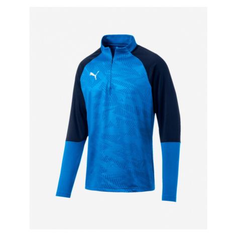 Puma Cup Training Core 1/4 Zip Bluza Niebieski