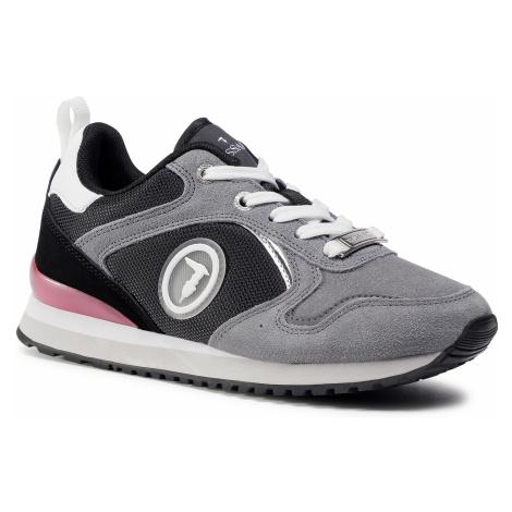 Sneakersy TRUSSARDI JEANS - 79A00556 E730