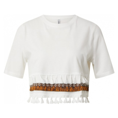 ONLY Koszulka 'ONLFILIPPA' offwhite