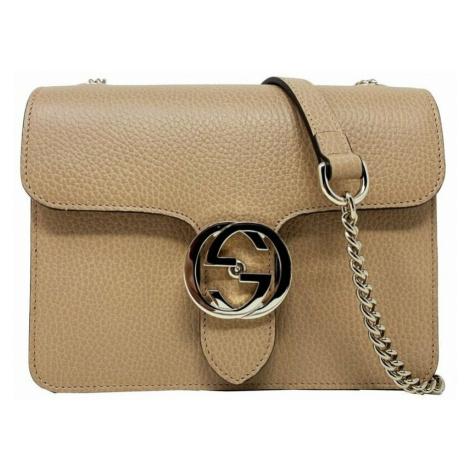 Mała torebka na ramię 'Interlocking GG' Gucci