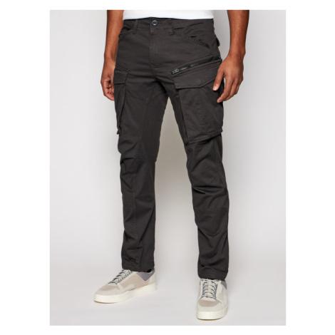 G-Star Raw Spodnie materiałowe Rovic D02190-5126-976 Szary Tapered Fit