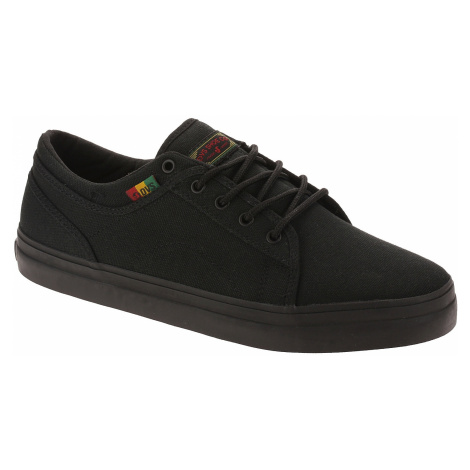 buty DVS Aversa+ - Black/Rasta/Canvas