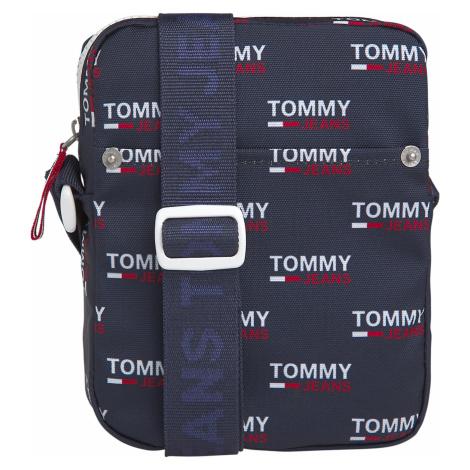 Tommy Hilfiger granatowa torba męska TJM Cool City Mini Reporter PNT
