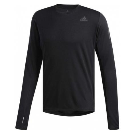 adidas OWN THE RUN LS czarny XXL - Koszulka do biegania męska