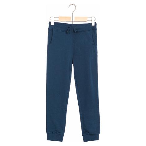 Guess Spodnie dresowe dziecięce Niebieski