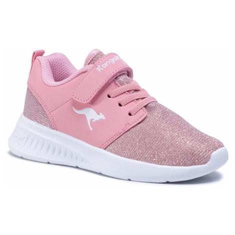 Buty KANGAROOS - Kl-Hinu Ev 18518 000 6084 Frost Pink Metallic