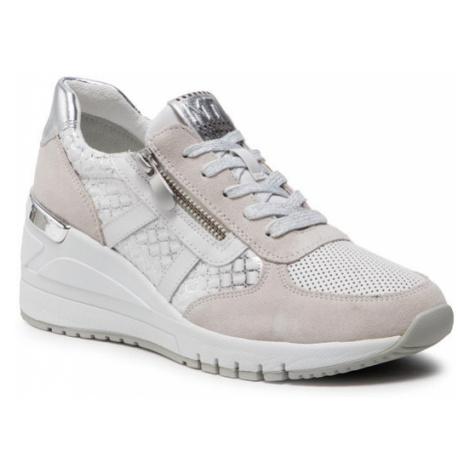 Marco Tozzi Sneakersy 2-23765-26 Biały
