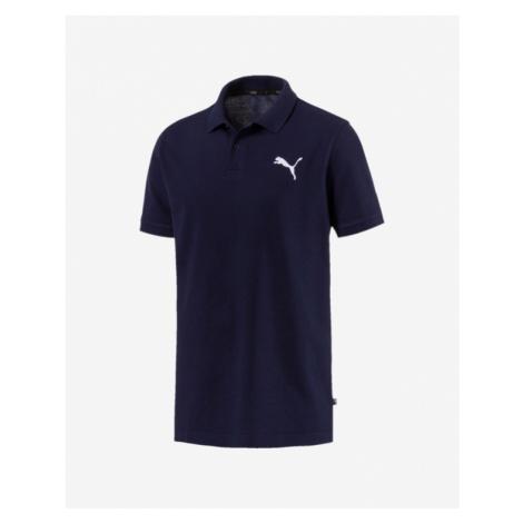 Puma Polo Koszulka Niebieski