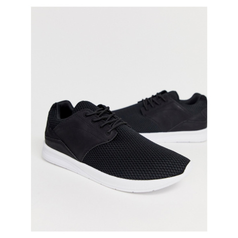 Pull&Bear trainers in black Pull & Bear