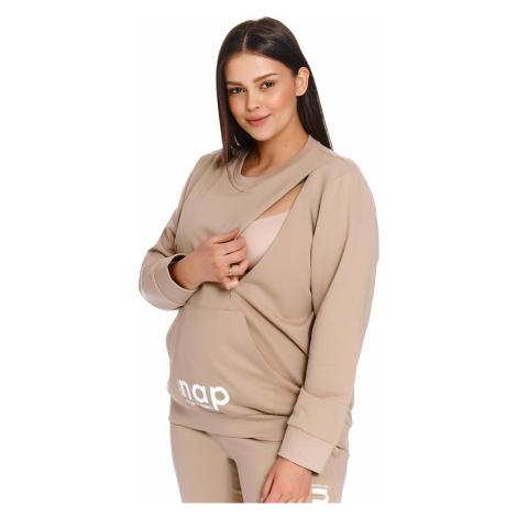 Bluza ciążowa i do karmienia Nap