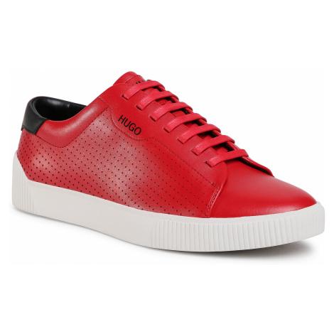 Sneakersy HUGO - Zero 50433525 10214384 01 Dark Red 601 Hugo Boss