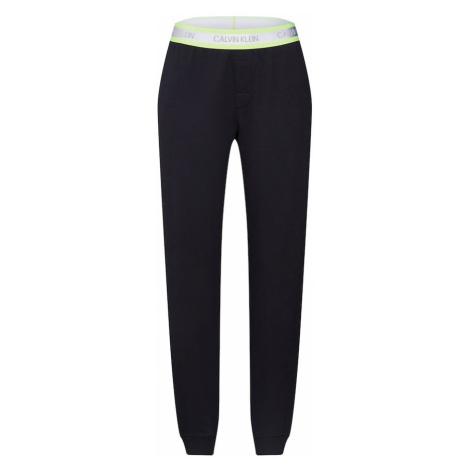 Calvin Klein Underwear Spodnie od piżamy 'JOGGER' czarny