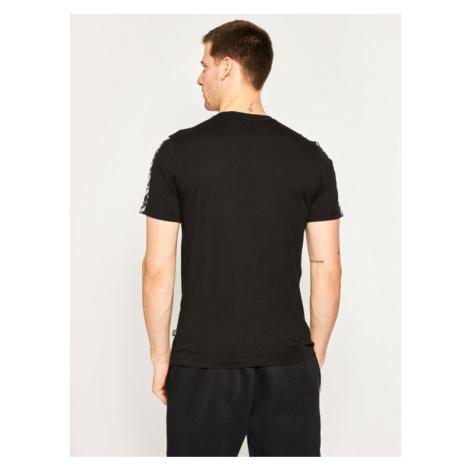 Puma T-Shirt Amplified Tee 851384 Czarny Regular Fit
