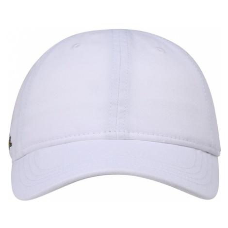 LACOSTE Czapka 'CASQUETTE GARCON' biały