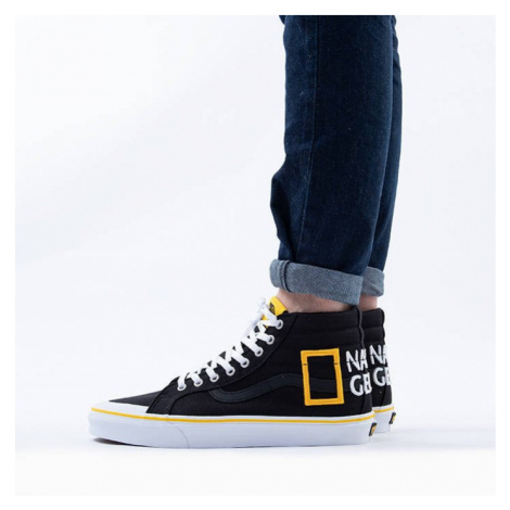 Buty sneakersy Vans x National Geographic UA Sk8-Hi Reissue 13 VN0A3TKPXHP1
