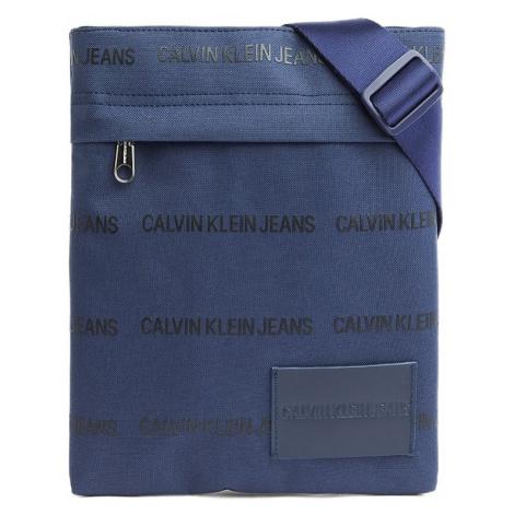 Calvin Klein granatowa męska torba męska SP Essential Flatpack Navy
