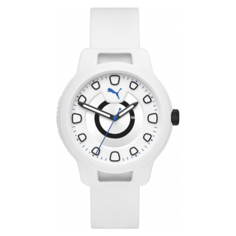 Zegarek PUMA - Reset P5009 White/White