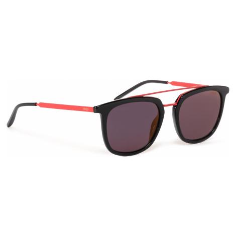 Okulary przeciwsłoneczne HUGO - 1031/S Mtbkrtcryred BLX Hugo Boss